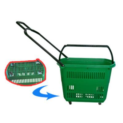 Shopping Plastic basket JT-G30