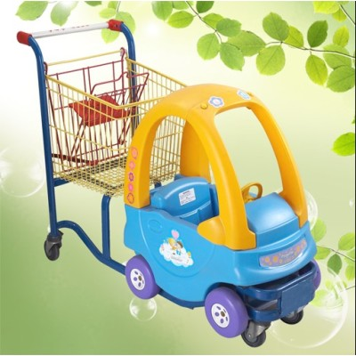 Auto Shopping Trolley