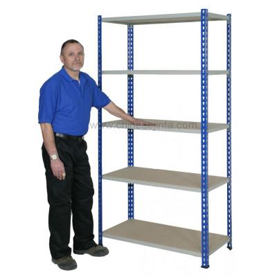 Rivet Storage racking