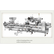 DXD-660Z Automatic Turntable Feeding Packaging Line