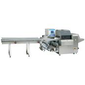 Type d'oreiller machine à emballage alimentaire