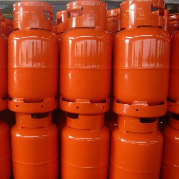 welded-steel gas cylinders