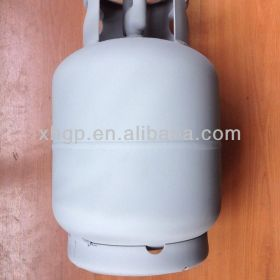 zinc surface treatment gas cylinder