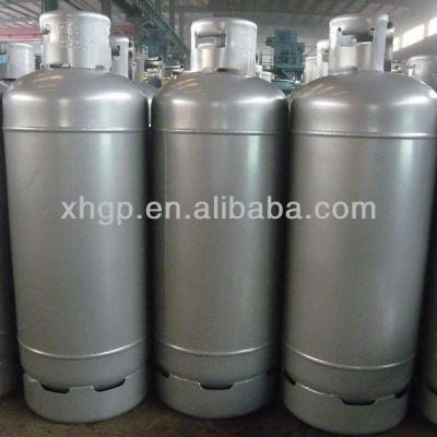 steel gas cylinder sizes