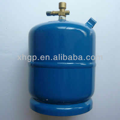 refillable camping gas cylinder