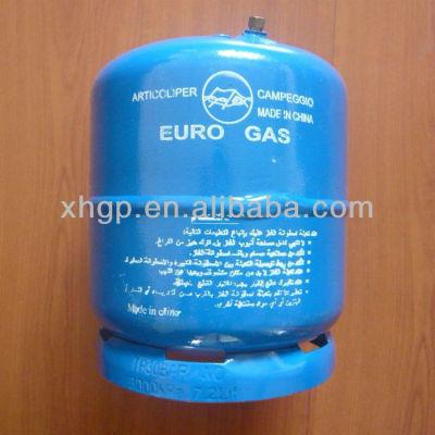 Export to Saudi Arabia gas cylinder