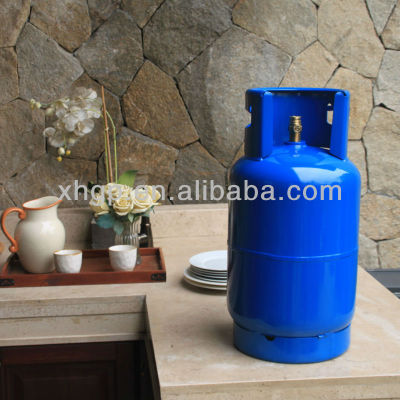 3mm thickness LPG gas cylinder for Iraq