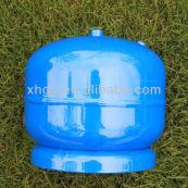 pequeño cilindro de gas butano