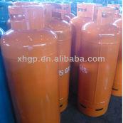 48kg glp cilindro de gas con capacidad de 115l