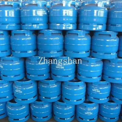 6kg lp gas vessel for camping or home cooking