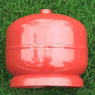 small butane cylinder