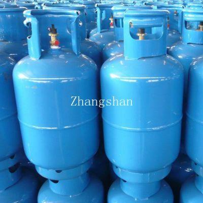 12kg portable lpg gas cylinder, gas bottle, gas tank