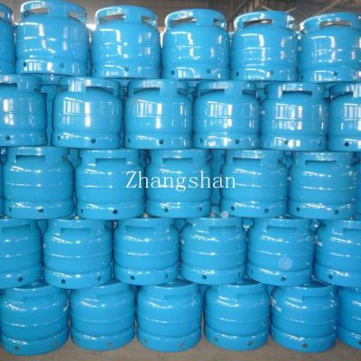 6kg lpg gas cylinder with valve