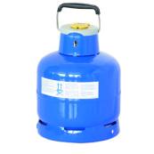 cilindro de aço de gases liquefeitos para uso do acampamento Export 7#