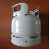 cilindro de aço de gases liquefeitos para uso do acampamento  Export 5.4kg
