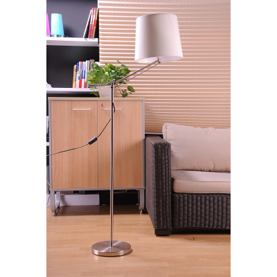 Metal Fabric Decorative Floor Lamp JY-9L