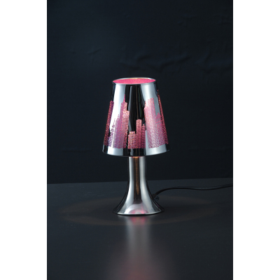 METAL DECORATIVE TOUCH LAMP JY-39-2