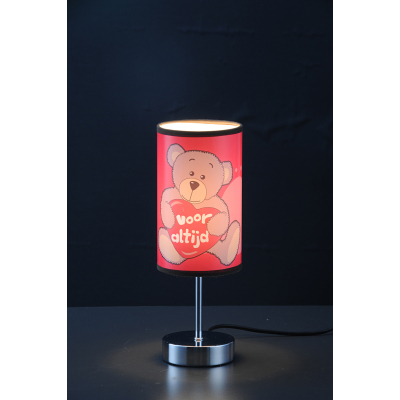 METAL DECORATIVE TOUCH LAMP JT-10