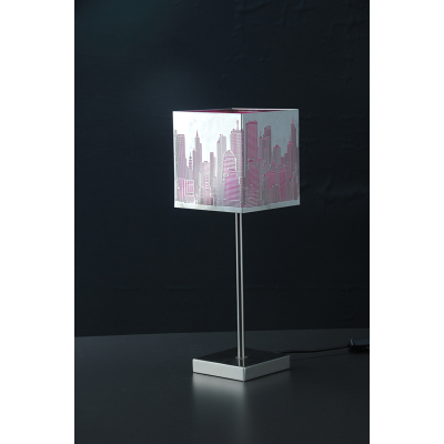 METAL DECORATIVE TOUCH LAMP JY-96