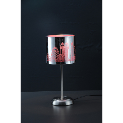 METAL DECORATIVE TOUCH LAMP JY-94M