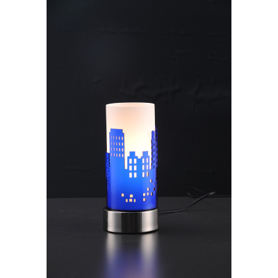 METAL DECORATIVE TOUCH LAMP JY-30-2