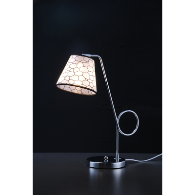 METAL DECORATIVE TABLE LAMP JM-6