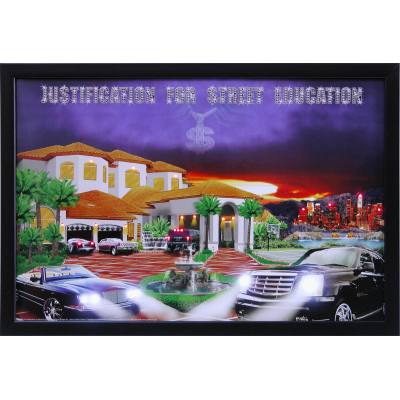 30*45 LED PICTURE LG-016