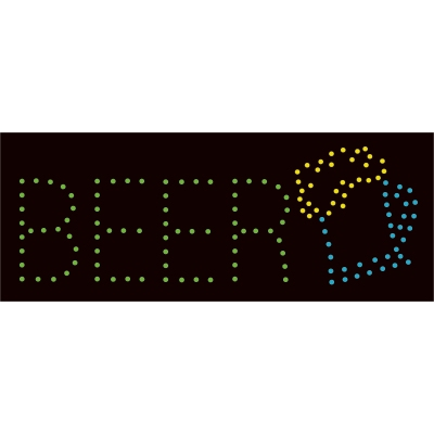 46*21.5 LED ACRYLIC FIBER PICTURE S107