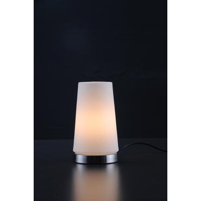 GLASS DECORATIVE TOUCH DESK LAMP JY-58