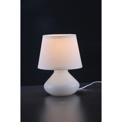 GLASS DECORATIVE DESK LAMP JY-44