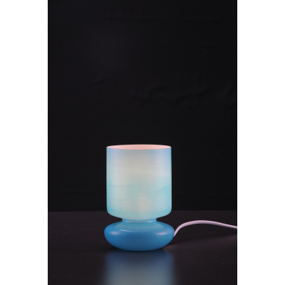 GLASS DECORATIVE DESK LAMP JY-55A