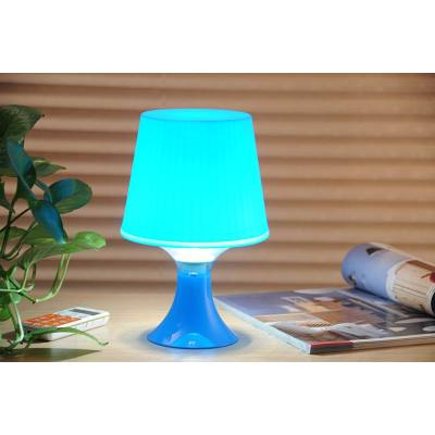 PLASTIC DECORATIVE TABLE LAMP JY-23A