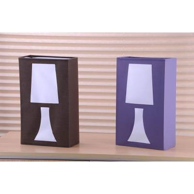 PLASTIC DECORATIVE TABLE LAMP JY-45