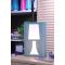 PLASTIC DECORATIVE TABLE LAMP JY-45