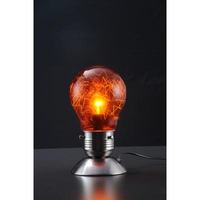Glass Decorative Touch Desk Lamp JY-10C