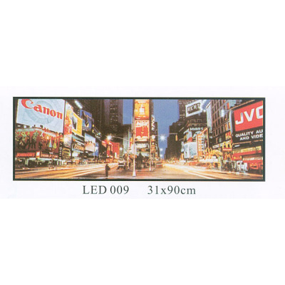 30*90 LED PICTURE LED-009