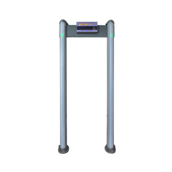GG-Ellipse Portable Walk-through Metal Detector