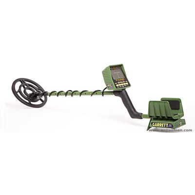 GTI™ 2500  underground metal detector  for use in All Metal Mode