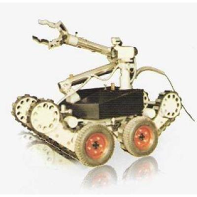 Anti-EOD Robot