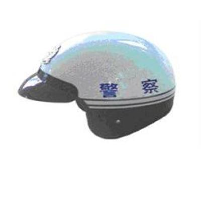 Police motorcycle spring and autumn helmet