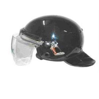 Police anti-riot helmet