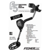 FISHER F5 METAL DETECTOR