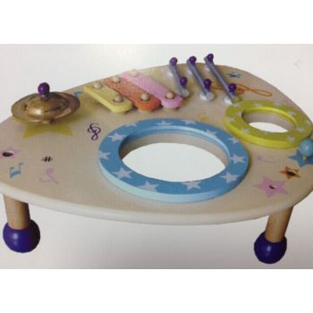 Multifunctional Music Table