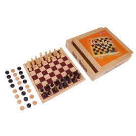 2 IN 1 CHESS