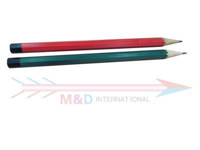big wooden pencil