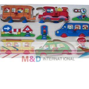 traffic puzzle