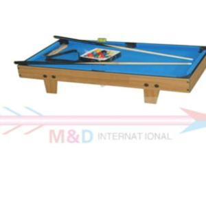 Billiard game table