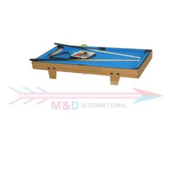 Billiard game table
