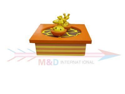 giraffe music box