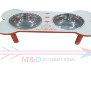 dog's feeding basin